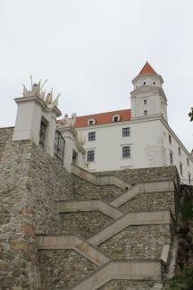 Bratislava. Castillo