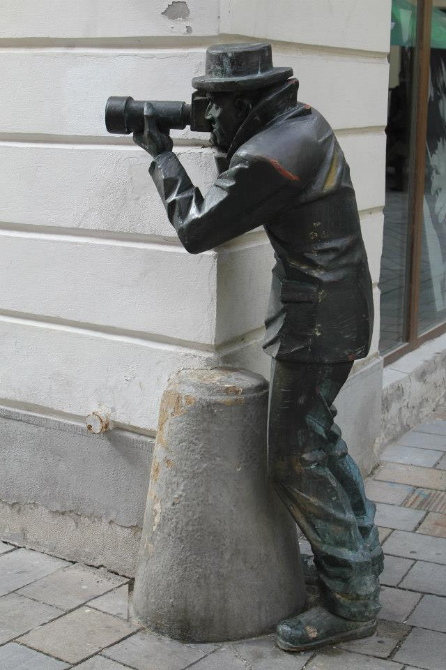 Paparazzi. Bratislava.