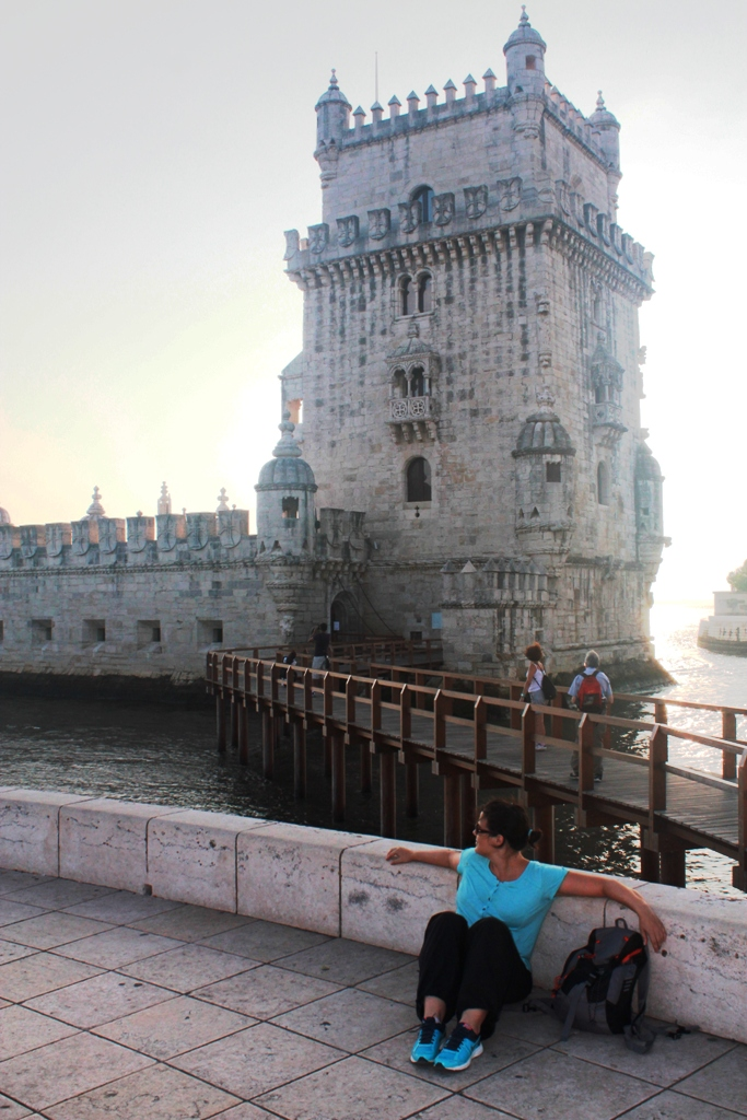 Acceso Torre Belem