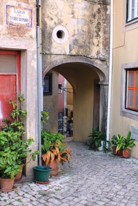 Calle del Barrio Alto
