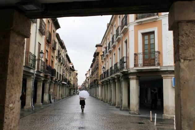 Calle Mayor de Alcalá