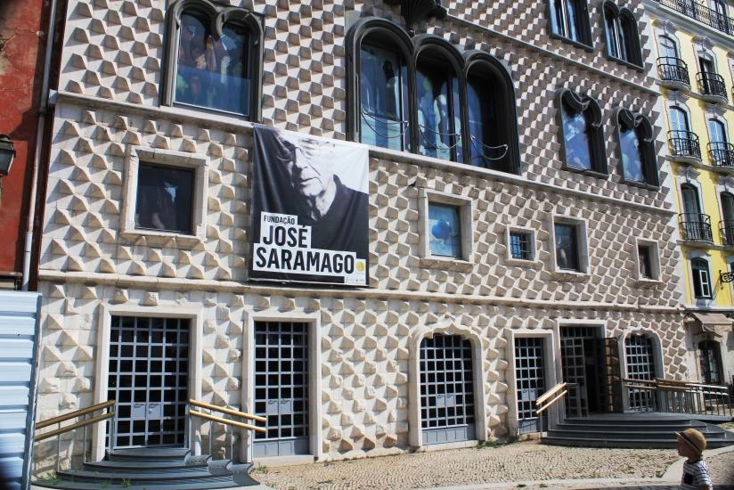Casa dos Bicos. Fundación Saramago