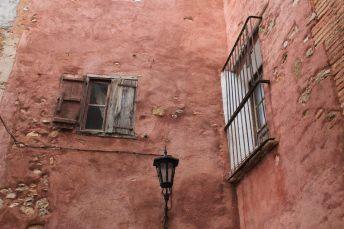 Detalle Puebla de Castro