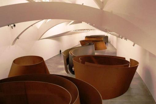 Interior Museo Guggenhein