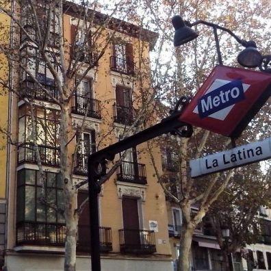 Metro la Latina-Madrid