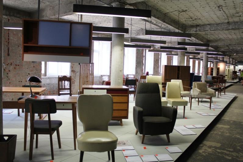 Museo Diseño sección muebles