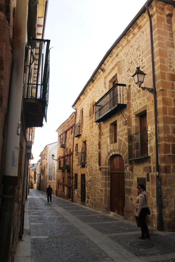 Soria, calle principal
