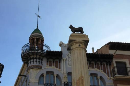 Teruel Modernista Detalle