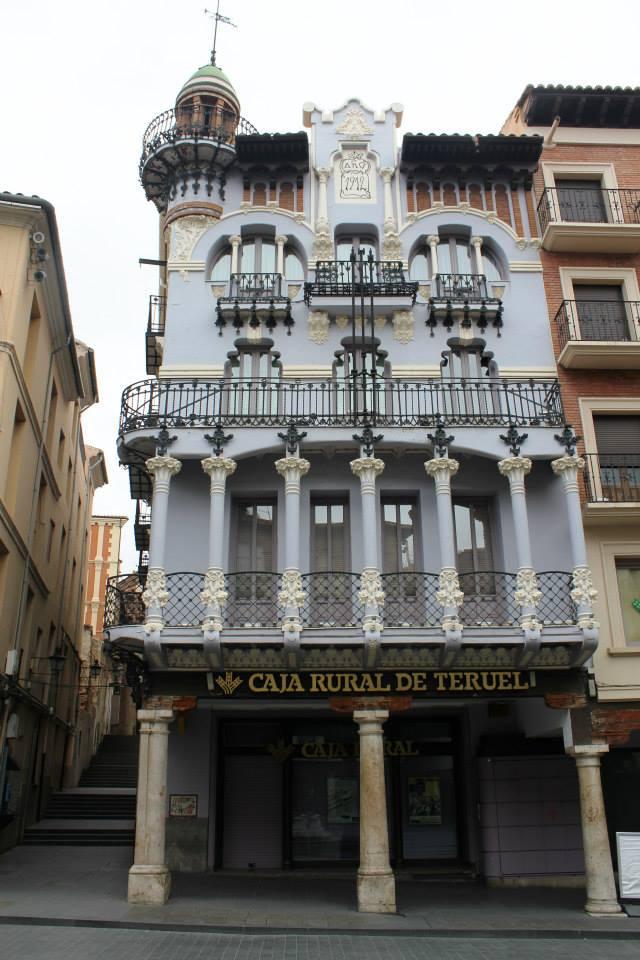 Teruel Modernista