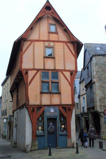 Casa tradicional Vitre