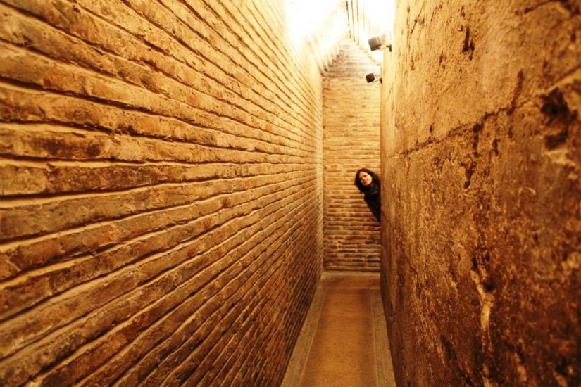 Interior Torre Mudéjar