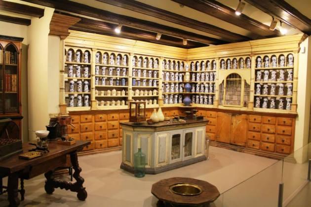 Museo Provincial botica