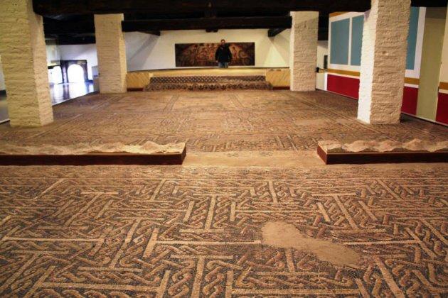 MUseo Provincial mosaico