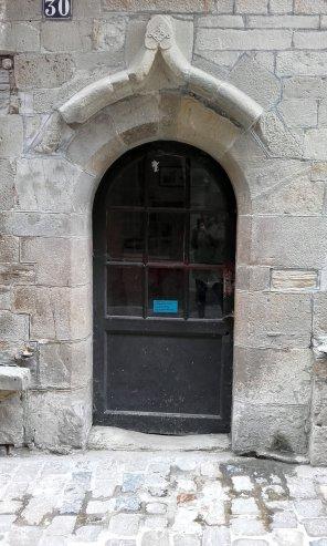 Puerta gotica