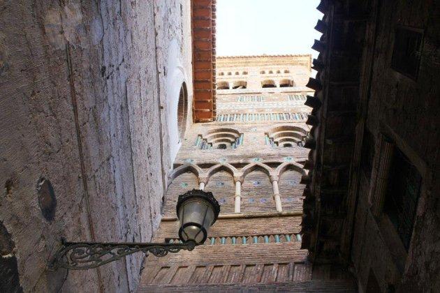 Rincón Catedral de Teruel