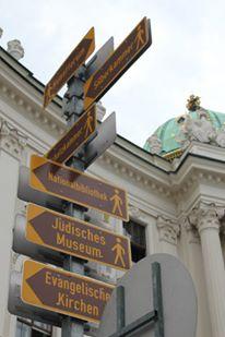 Señales en Viena