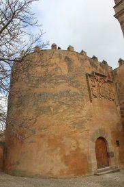Torreón en Veruela