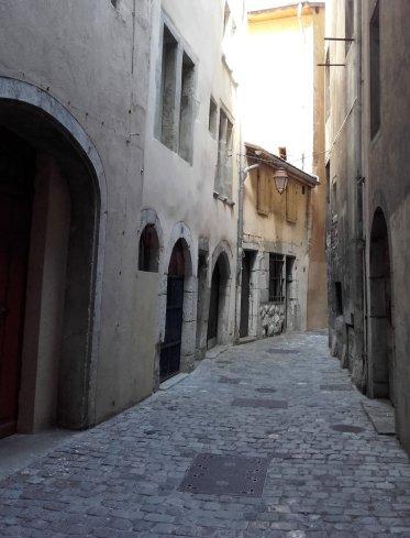 Calle de Chambery