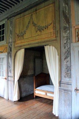Dormitorio Rousseau