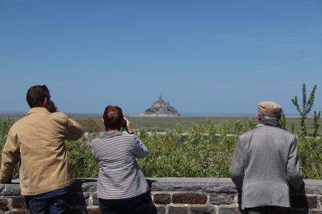 fotografiando Saint Michel