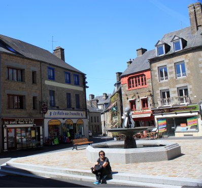 plaza Arromanches