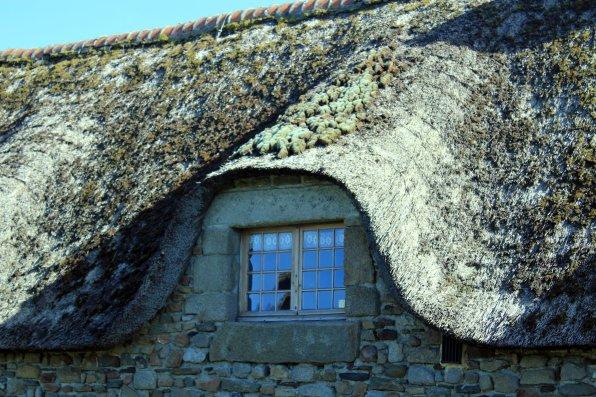 tejado casa Normanda