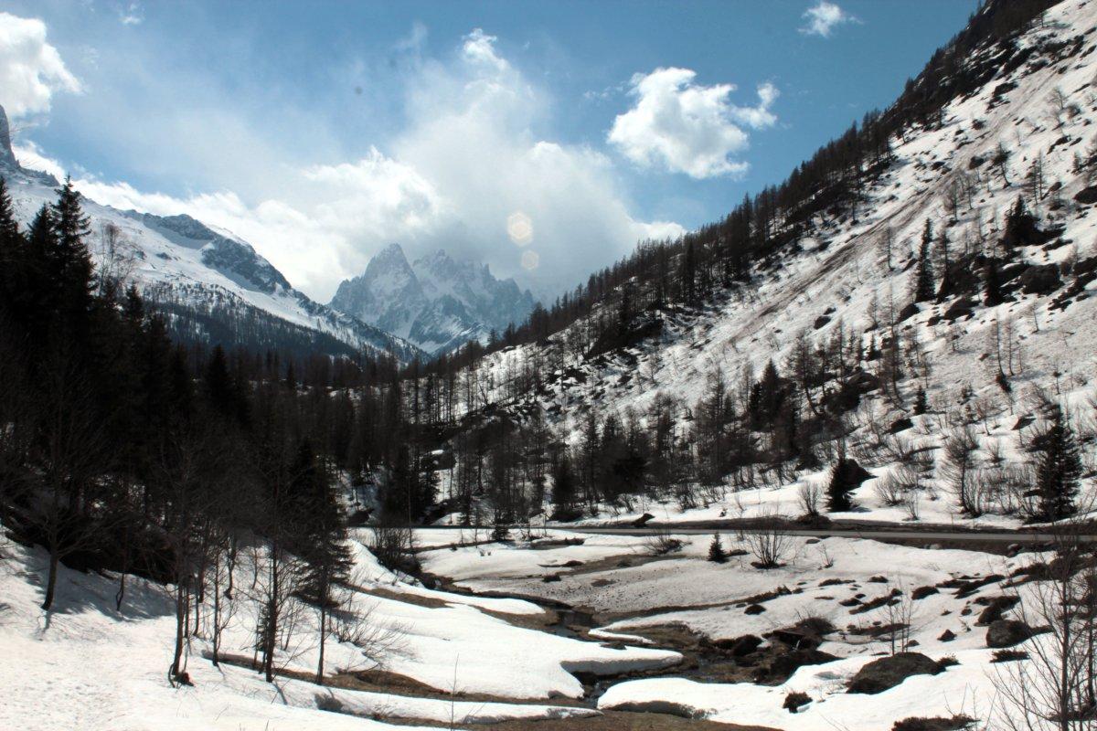 Valle Montblanc
