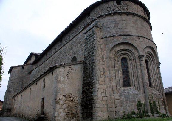 iglesia fortificada