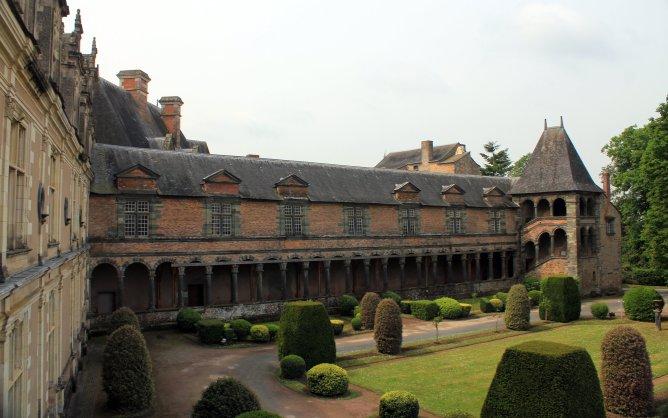 Lado renacentista Chateaubriand