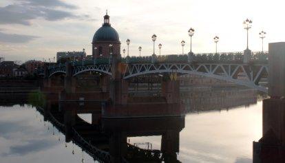 puente Garonne Toulouse