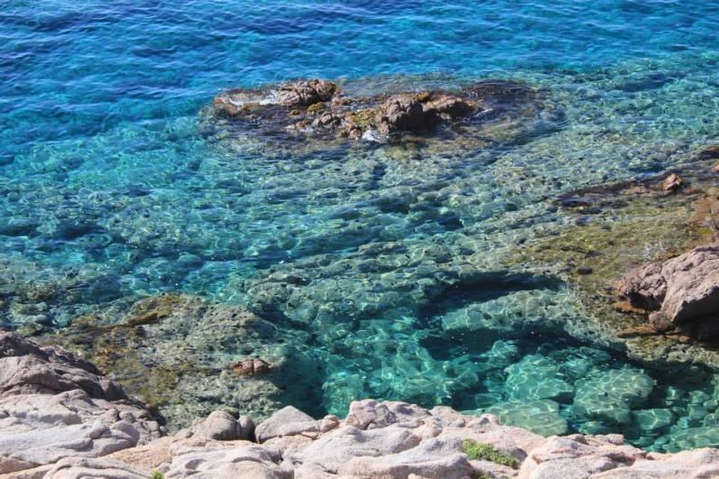 aguas en Costa Paradiso