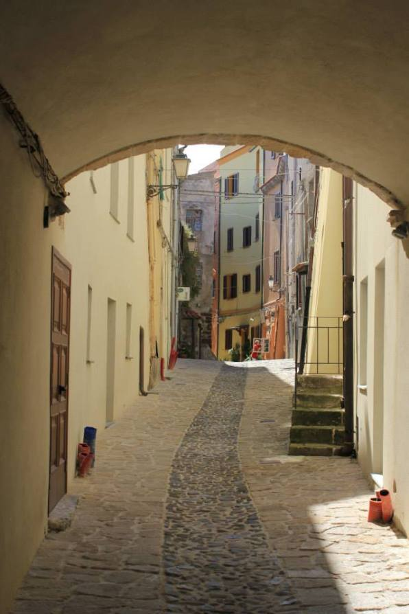 callejon Castelsardo