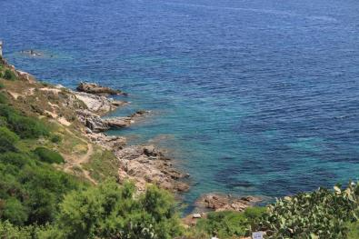 mar en Santa Teresa
