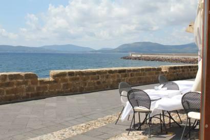 terrazas en Alghero