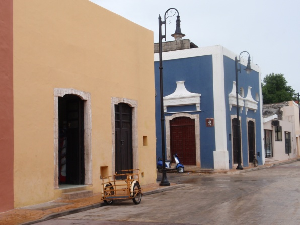 detalle calle en Valladolid