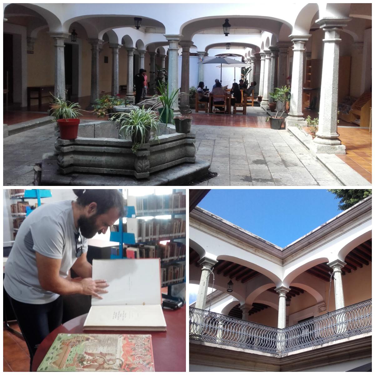 Biblioteca_Oaxaca
